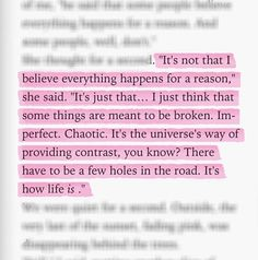 16 Best Sarah Dessen Quotes Images On Pinterest Book Quotes My
