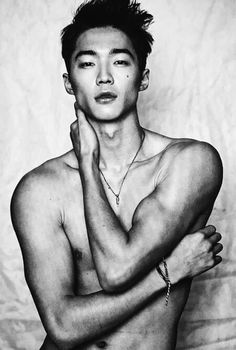 Boys Korean, Korean Couple, Asian Male Model, Korean Model, Shadow Face, Male Models Poses, Abs Boys, Hot Asian Men, Asian Guys