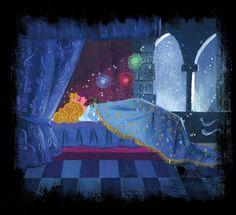 """Part of the Sleeping beauty disney Legacy Collection back cover :)"" Bella Disney, Disney Amor, Arte Disney, Disney Fan Art, Disney Love, Disney Pixar, Disney Stuff, Disney Girls, Sleeping Beauty Art"