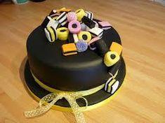 Image result for liquorice allsorts cake