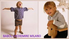 SHOP THE LOOK OF FIAMMETTA N.2 - BABOL MILANO on www.fiammisday.com  fashion outfit look for kids