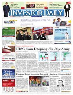 Investor Daily - 22/06/15   IHSG Akan Ditopang Net Buy Asing   Investor Daily