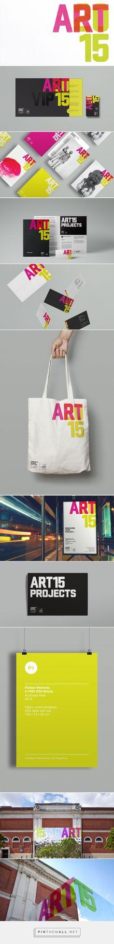 Art15 Branding by The Plant | Fivestar Branding – Design and Branding Agency & Inspiration Gallery