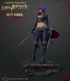 Hit Girl - Adult Version