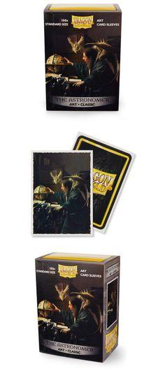 "Dragon Shields /""OXBOW/"" Art Standard Card Sleeves 100ct"