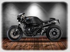 BMW Nine -T  BLACK SOUL by obiboi.deviantart.com on @DeviantArt