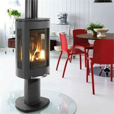 Jøtul GF 370 DV from Jøtul (free standing propane stove)