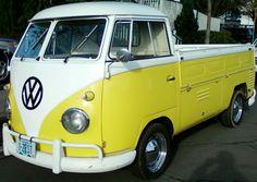 1962 Volkswagen Type II Pickup