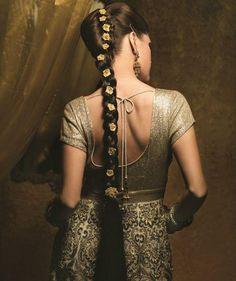 Wedding Sutra.com :: Chic Bridal Hairstyles