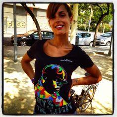 Así se hizo Notorius B.I.G #camiseta | malaBona