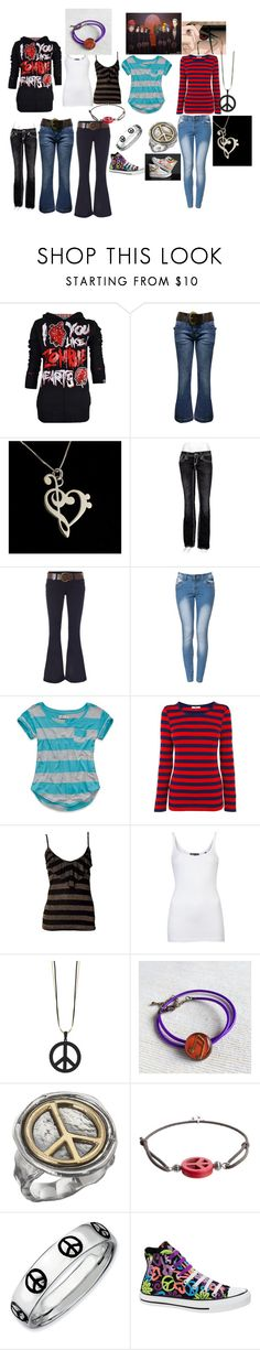 """""""Max's Everyday Wear"""" by zayne-jinxie ❤ liked on Polyvore featuring Jane Norman, Rock Revival, Hollister Co., Oasis, Vince, Crafted, My Little Thing, Waxing Poetic, LUA and Expressions"""