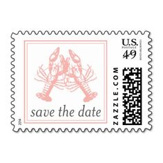 our save the date stamp