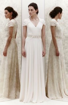 Bridal 2013 Collection - Pisaflora-Jenny Packham
