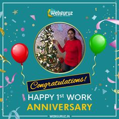 Many Congratulations, Miss. 👍 We are grateful for your contribution and dedication to our organization. Wishing you a happy work anniversary. Work Anniversary, Grateful For You, Video News, Wow Products, Special Day, More Fun, Tuesday, Celebration, Congratulations