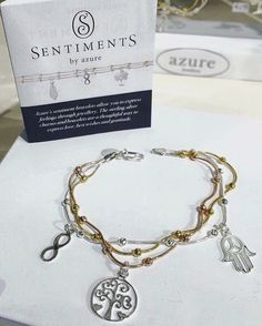 Sentiments by Azure: stunning charm bracelets tailored to suit you taste and style! Inspirational Gifts, Christmas Gifts, Jewelry Making, Rose Gold, Valentines, Charmed, Handmade Jewellery, Sterling Silver, Charm Bracelets