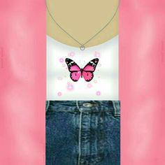 Pink Butterfly With Sparkles Em 2021 | Roupas De Unicórnio, Brilhantes Roxos, Roupas Vermelhas E Pretas C61