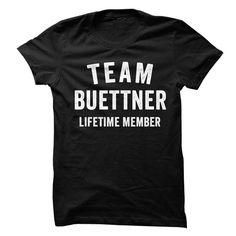 BUETTNER TEAM LIFETIME MEMBER FAMILY NAME LASTNAME T-SHIRT
