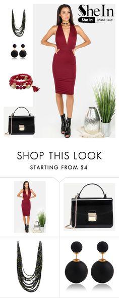 """8/3# SheIn"" by hazreta-jahic ❤ liked on Polyvore"