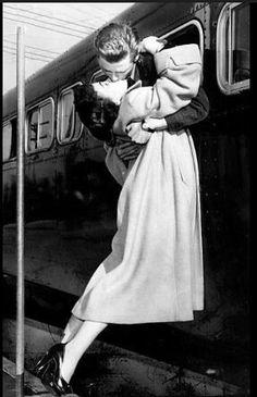 Railways Kisses