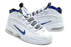 penny hardaway shoes - Google Search · Penny HardawayBasketball  ShoesPenniesNike Air MaxBasketball Sneakers