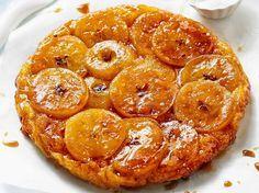 Avec les lectrices reporter de Femme Actuelle, découvrez les recettes de cuisine des internautes : Tarte caramélisée aux pommes