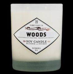 Sydney Hale Woods Candle