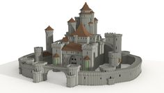 how do tou build a castle on minecraft ipad | How to build ...