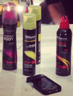 The must-have products backstage at Nanette Lepore! #TRESmbfw #mbfw