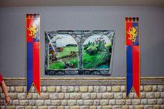 Kingdom Rock VBS 2013 lion banners