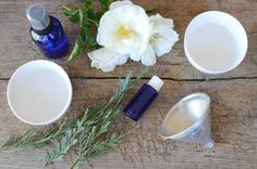 Natural Homemade Deodorant made with 3 ingredients --rose water, magnesium oil, and essential oil of spruce. Homemade Deodorant, Natural Deodorant, Essential Oil Deodorant, Magnesium Oil, Diy Lotion, Healthy Mind And Body, Health And Beauty Tips, Diy Skin Care, Diy Beauty