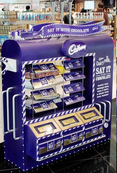 Mondelez WTR invites Dubai Duty Free customers to 'Say It With Chocolate'…