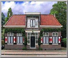 De Groene Hagedis in Amstelveen. Ontworpen door de neef van mijn overgrootmoeder, Leonardus van der Bijl, gemeente-architect Nieuwer Amstel
