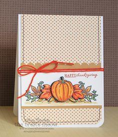 Tarjeta del día de Acción de Gracias