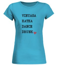 Coole T-Shirts for Yoga-Liebhaber. Dance, T Shirt, Stuff To Buy, Tops, Funny, Women, Fashion, Yoga Exercises, Cool T Shirts
