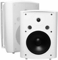 OSD Audio Outdoor High Performance Patio Speaker Pair (white) Electronics for sale online Home Audio Speakers, Surround Sound Systems, Outdoor Speakers, Pool Decks, Audiophile, Indoor Outdoor, Patio, Spa, Electronics