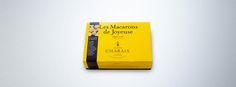 Coffret Macarons de Joyeuse |MAISON CHARAIX
