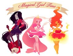 magical girl time by isthatwhatyoumint.deviantart.com on @deviantART