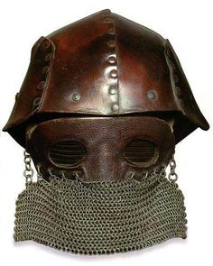 "British WW1 Tanker ""Splatter mask"""