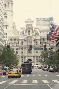 City Hall in Philadelphia - Philadelphia, PA
