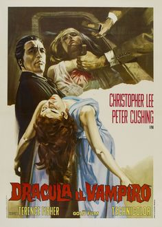 The Horror of Dracula, dir. by Terence Fisher (1958).