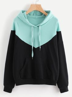 NEW Patchwork Sweatshirt Women Harajuku Casual Hoodies Tops Ladies Long Sleeve Oversized Hip Hop Pullover Tops Cropped Hoodie Hoodie Sweatshirts, Pullover Hoodie, Sweater Hoodie, Hoody, Cropped Hoodie, Black Hoodie, Stylish Hoodies, Cool Hoodies, Hoodies For Girls