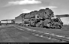 RailPictures.Net Photo: NW 2149 Norfolk & Western Steam 2-8-8-2 at Roanoke, Virginia by Bob Drake [Collection of Tom Sink]
