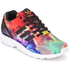 Deportivas bajas adidas Originals ZX FLUX W Multicolor 350x350