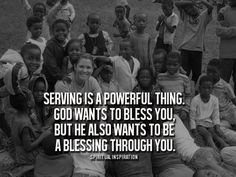 Serving :)