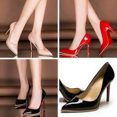20% off - code NEWYEAR2017 - Pump - Helene @shoesofexception #trendy #sexy #pumps #womensfashion
