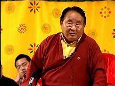 Sogyal Rinpoche's theaching in Bhutan pt2
