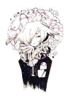 obake by koyamori.deviantart.com on @deviantART