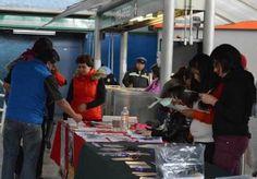 Realiza Inmujeres DF Feria Informativa y de Servicios sobre VIH-Sida en STC