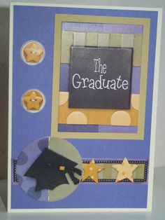 Graduation Card by Phoenix Projects