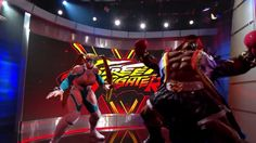 Future Group inserts game characters into Street Fighter esports broadcast via @VentureBeat #smm #socialmedia